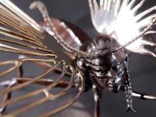 Métamorphose IV – Papillon – vue 4