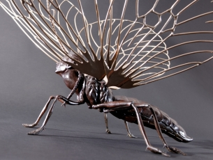 Métamorphose IV – Papillon – vue 8