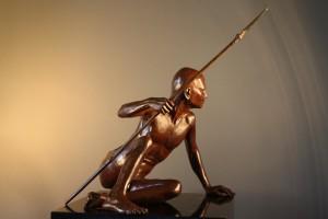 Guerrier Bronze