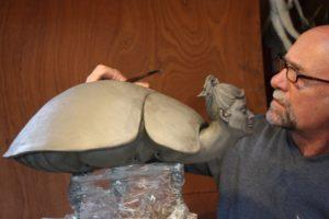 Métamorphose Vll en terre